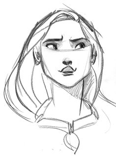 20 years ago when I first started working at Disney, Pocahontas was the first character I ever officially worked on. Even though it was a LONG time ago, I still find myself doodling her when my mind...
