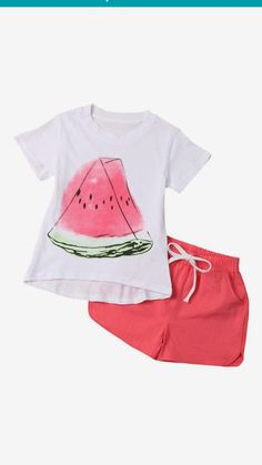 Baby Cheap Price 0-3 Months Baby Girl Tutu And Cardigan Top Watermelons Girls' Clothing (0-24 Months)