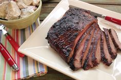 A simple easy recipe to make delicious grilled flank steak #EmerilsGrilling