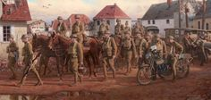 Remember Me, WWI painting commission for the Waynesboro American Legion Post 15