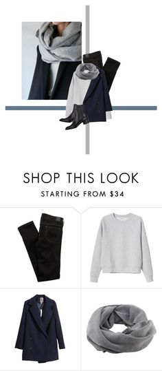"""""""#283"""" by morganavon ❤ liked on Polyvore featuring American Eagle Outfitters, Monki, Coal, Yves Saint Laurent, women's clothing, women, female, woman, misses and juniors"""
