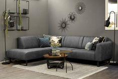 New Homes, Couch, Living Room, Interior Design, Bedroom, Furniture, Home Decor, Interiors, Nest Design