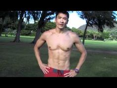 - Total Body - no equipt - short Hawaii Body Weight Workout