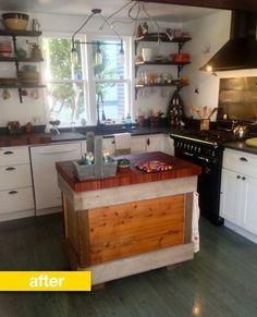 1970s kitchen remodel on pinterest split level remodel for 1970 s split level remodel