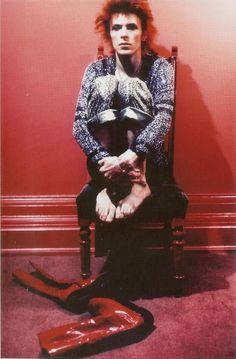 70's era David Bowie