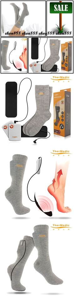 Hand and Foot Warmers 159183: Electric Socks Heated Foot Warmer Cold Feet Winter Chronically Therapy Home -> BUY IT NOW ONLY: $93.29 on eBay!