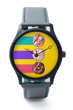 Wrist Watches India | Donut Wrist Watch  Wrist Watch  Online India.