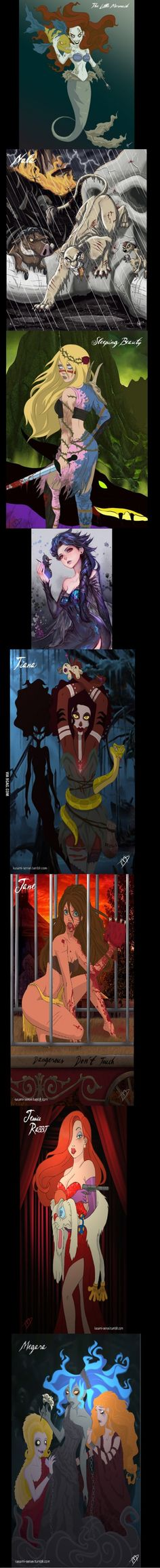 Twisted Disney Part 3