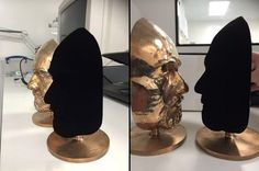 Vanta Black - This material made from carbon nano-tubes absorbs 99.96% of light (Hitchhikers' Guide anybody?)