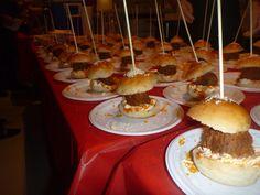 Chef: Thomas Mosera    Meatball Vitals: Beef and Pork Meatball Sliders
