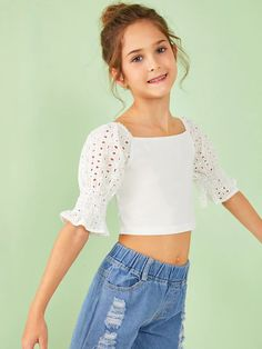 Girls Fashion Clothes, Teenage Girl Outfits, Cute Girl Outfits, Kids Outfits Girls, Cute Summer Outfits, Kids Fashion, Fashion Outfits, Clothes For Women, Off Shoulder Floral Dress