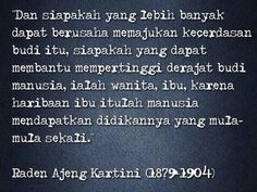 Raden Ajeng Kartini (1879-1904)