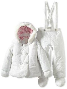 Diesel Baby-Girls Newborn Snow Suit