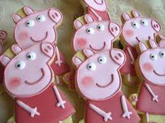 Biscottini di Peppa Pig al burro