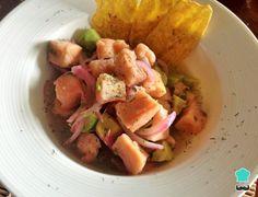 Fresh Salmon Ceviche Recipe