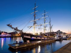Dublin Harbor