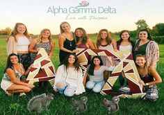 The 12 Things That They Didn't Tell You About Alpha Gamma Delta | Page 6 of 12 | SoCawlege