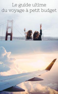 Est-il possible de voyager avec un petit budget? Si votre porte-feuille n'est pas d'accord avec vos envies d'exploration, ce billet pourrait vous permettre de voyager plus tôt que prévu! #voyage #voyager #budget #information #planification #économie #découverte
