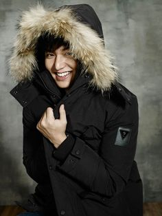 Lee Min Ho for 'Guess' F/W collection