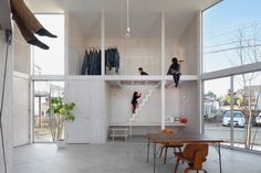 Love! Like! Share! The 'dollhouse-like' interior of The Unfinished House