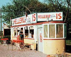 Iskiosk Good Old, Copenhagen, Danish, Denmark, Lego, Childhood, Ice Cream, History, Modern