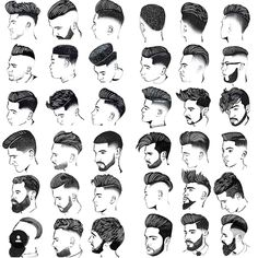 6815 Likes 186 Comments Mens hairstyles inspiration ( on Ins Mens Hairstyles With Beard, Cool Hairstyles For Men, Hair And Beard Styles, Hairstyles Haircuts, Haircuts For Men, Short Hair Styles, Hair Style For Men, Modern Haircuts, Funky Hairstyles