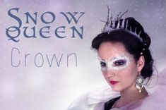 DIY: Snow Queen Crown