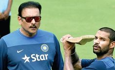 It's a stint that for the moment is restricted to a short tour of Bangladesh. The BCCI hasn't announced who will be in charge of the senior national team after that, nor has it specified plans about Ravi Shastri and his three assistants.