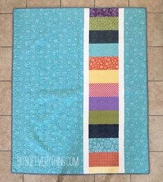 My favorite challenge lately when making quilts is to add some fun character to the backing. No more plain boring backs on your quilts! Here are a few new quilt backing ideas for you to consider. This is the quilt backing for my Flowering Snowball Quilt. Buying 4-5 yards of fabric for the backing of …