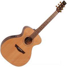 Ročník Gordon Giltrap VE2000GG podpisu kytara na Gear4Music.com