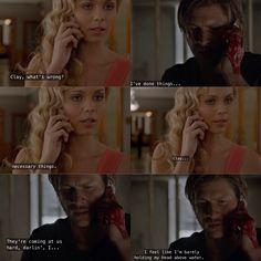 Bitten | Clay and Elena