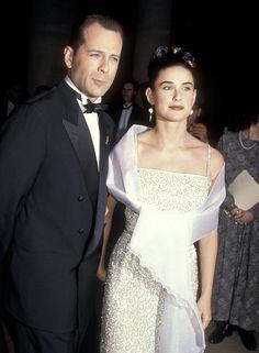 En 1987, Bruce Willis épousait Demi Moore dans une suite du Golden Nugget Hotel à Las Vegas