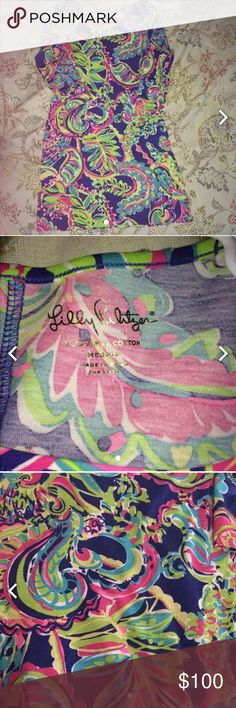 Lilly Pulitzer Toucan Play Marlow Dress Lilly Pulitzer Toucan Play Marlow Dress Size medium- great condition! I only wore once for an interview. 100% Pima Cotton. Beautiful print! Too much Lilly in my closet.. Trying to clear out for new prints!  Please don't lowball! Open to offers! Lilly Pulitzer Dresses Midi