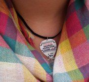 George Harrison guitar pick bought in Venice, Italy <3