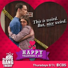 Valentine's Day Cards From Your Favorite TV Stars Valentine Day Cards, Happy Valentines Day, Amy Farrah Fowler, Paper Cover, Big Bang Theory, Bigbang, Online Marketing, Weird, Instagram Posts