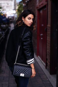 VivaLuxury - Fashion Blog by Annabelle Fleur: VARSITY BLUES