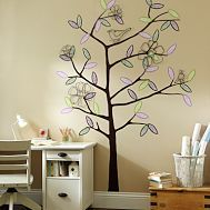 Very pretty wall decal!