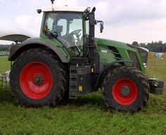 Fendt Tractor Field Day
