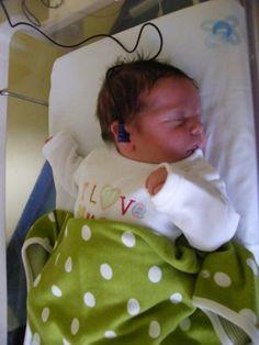 his first failed hearing test