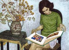 I love a picture book!