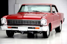 1966 Chevrolet Chevy II Nova SS Pro Street 400ci - American Dream Machines | Classic and Muscle Cars