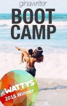 "You should read ""Boot Camp"" on #Wattpad. #romance"