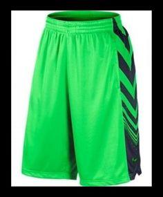 f6be89b8aef6 Men s Nike Sequalizer Basketball Shorts Green Black Size XL 2XL 613559 311  NWT  Nike