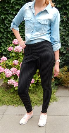 Trousers (made by Eva)