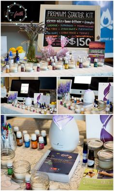 Young Living Expo Booth – Chattanooga, Tennessee, Drops Of Faith