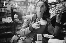 smoking and coffee drinking images - Google Search