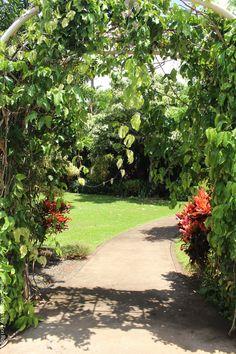 Maui Tropical Plantation, Mill House, Maui Wedding location, Maui event venue, private maui location, wedding gazebo, garden wedding, Contact Wedding Planner Tori Rogers to plan your event here www.hawaiianweddings.net.