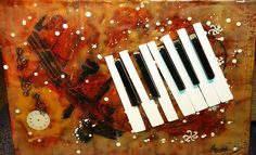 music Tableware, Music, Art, Musica, Art Background, Dinnerware, Musik, Dishes, Kunst