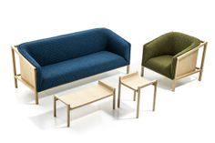 Prop Collection, Benjamin Hubert para Moroso