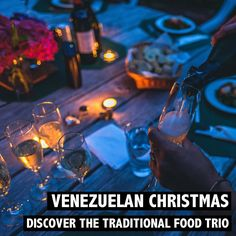 Christmas Around The World: Discover the Top 3 Eats for a Christmas in Venezuela on www.rosportlife.com